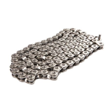 United Supreme Half link Chain Chrome